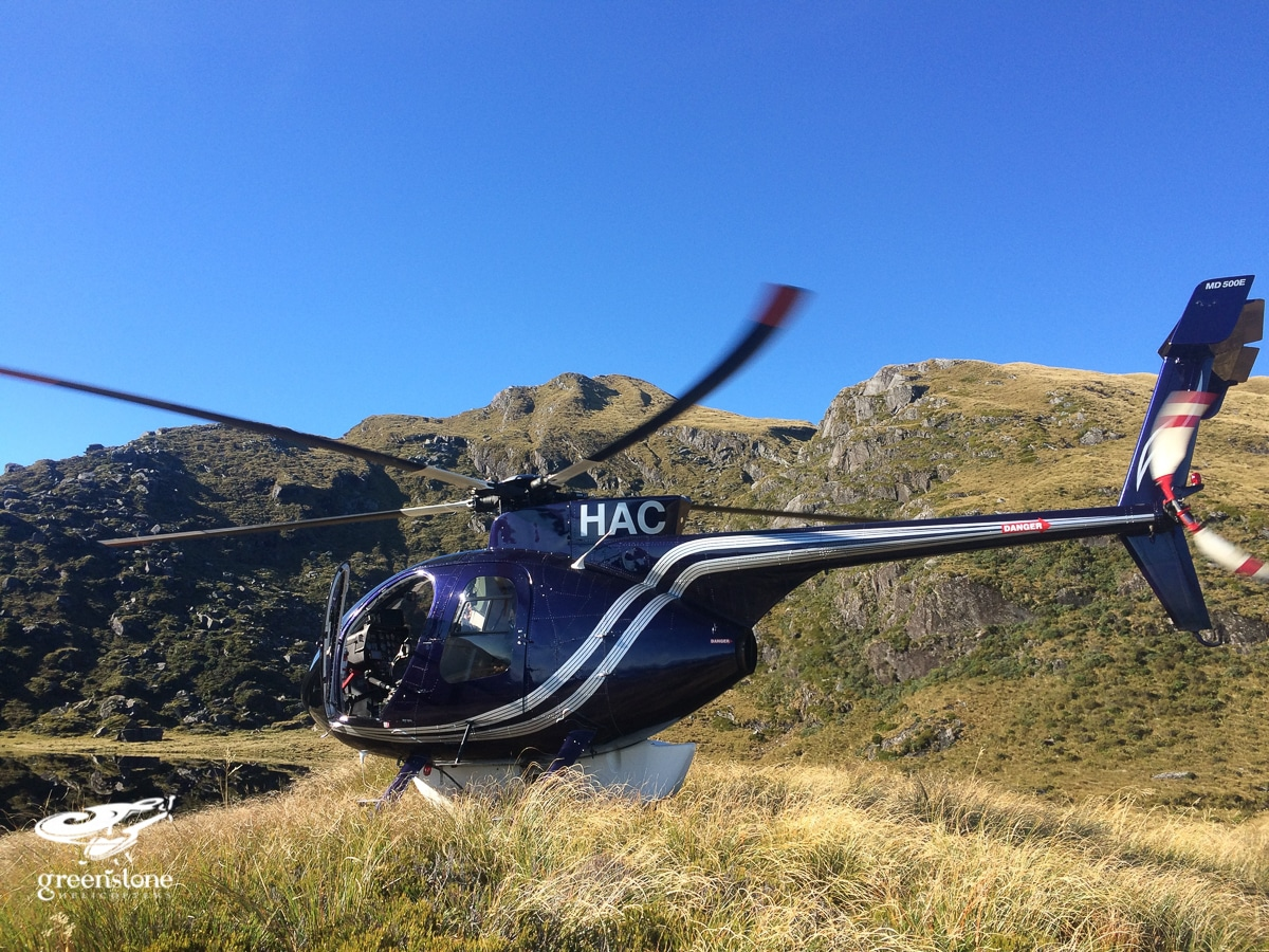 MD500 Greenstone Helicopters HAC
