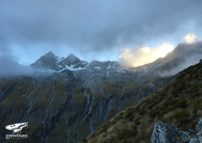 Southern Alps Scenic