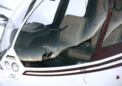 R44 Reflection